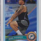 2011 Topps Chrome Refractor Mike Pouncey Dolphins RC