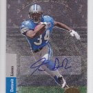 2008 SP Rookie Edition 93 Autograph Kevin Smith Lions RC