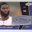 2009 Sage Hit Autograph Patrick Turner Jets RC