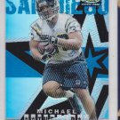 2004 Finest Refractor Michael Turner RC /199 Falcons