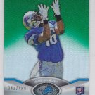 2011 Topps Platinum Green Titus Young Lions /499 RC