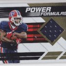 2011 Elite Power Formulas Jersey C.J. Spiller Bills /299