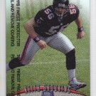 1998 Finest Refractor Keith Brooking Cowboys RC