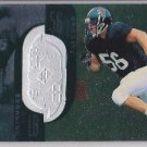 1998 UD Finite Keith Brooking Cowboys RC