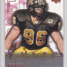 2001 UD Pros & Prospects Justin Smith 49ers /1000 RC