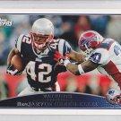 2009 Topps BenJarvus Green-Ellis Patriots RC