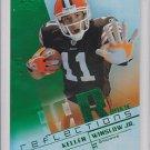 2004 UD Reflections Green Kellen Winslow Jr. Bucs /50 RC