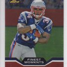 2011 Topps Finest Moments Shane Vereen Patriots RC