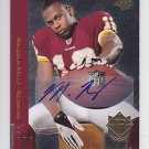 2008 SP Rookie Edition 94 Autograph Malcolm Kelly Redskins RC