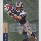 2008 SP Rookie Edition 93 Autograph Donnie Avery Rams RC