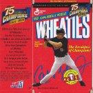Wheaties Mini-Box Cal Ripken Jr Orioles