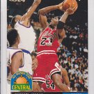 1992-93 Upper Deck All Division Michael Jordan Bulls