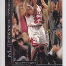 1999-00 UD Ovation MJ Center Stage #5 Michael Jordan Bulls