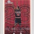 1999-00 UD MVP MJ Exclusives #199 Michael Jordan Bulls