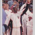 1997-98 Collector's Choice Michael's Magic #394 Michael Jordan Bulls