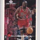 1999-00 UD MVP Checklist #220 Michael Jordan Bulls