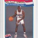 1991 Hoops McDonalds USA #55 Michael Jordan Bulls