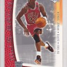 2001-02 Upper Deck MJ's Back #MJ6 Michael Jordan Bulls