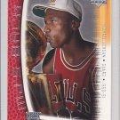 2001-02 Upper Deck MJ's Back #MJ24 Michael Jordan Bulls