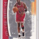 2001-02 Upper Deck MJ's Back #MJ82 Michael Jordan Bulls