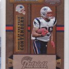 2010 Contenders Rookie of the Year Aaron Hernandez Patriots RC