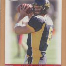 2005 Sage Hit Rookie Aaron Rodgers RC Packers