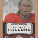 2011 Topps Rising Rookie Julio Jones RC Falcons