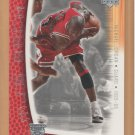 2001-02 Upper Deck MJ's Back #MJ5 Michael Jordan Bulls