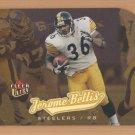 2005 Fleer Ultra Gold Medallion Die-Cut Jerome Bettis Steelers