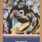 2011 Topps Super Bowl Legends Terry Bradshaw SBL-XIV Steelers