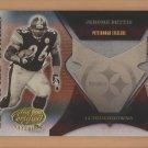 2005 Leaf Certified Skills Foil Jerome Bettis Steelers /500
