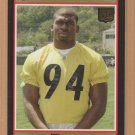 2007 Bowman Gold Rookie Lawrence Timmons RC Steelers