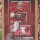 2005 Zenith Spellbound Letter E Steve Young 49ers
