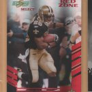 2007 Score Select Red Zone Reggie Bush Saints /30