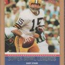 2011 Topps Super Bowl Legends SBL-II Bart Starr Packers