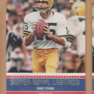 2011 Topps Super Bowl Legends SBL-I Bart Starr Packers