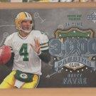 2006 Upper Deck 3000 Passing Club Brett Favre Packers