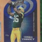 1997 Playoff Zone Prime Target Antonio Freeman Packers