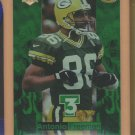 1998 Collector's Edge T3  Antonio Freeman Packers