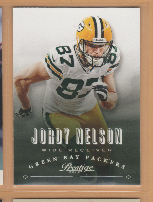 2013 Panini Prestige Jordy Nelson Packers