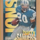 1997 Skybox Impact Boss Barry Sanders Lions