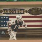 2005 Donruss Classics Classic Singles Don Maynard Jets /250
