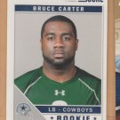 2011 Score Glossy Rookie Bruce Carter Cowboys RC