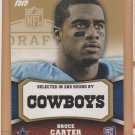 2011 Topps Rookie Rising Gold Bruce Carter Cowboys RC