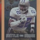 1999 Score Settle the Score Emmitt Smith Cowboys