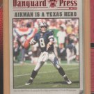 2000 Pacific Vanguard Press Troy Aikman Cowboys