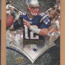 2008 Upper Deck Icons Tom Brady Patriots