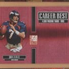 2005 Donruss Elite Career Best Red John Elway Broncos  /1000