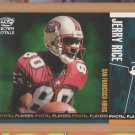 1998 Crown Royale Pivotal Players Jerry Rice 49ers