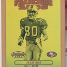 2000 Bowmans Best Franchise 2000 Jerry Rice 49ers